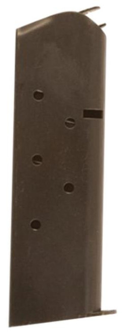 Colt's Manufacturing Magazine, 45ACP, 7Rd, Fits 1911 Government/Commander, Blue Finish