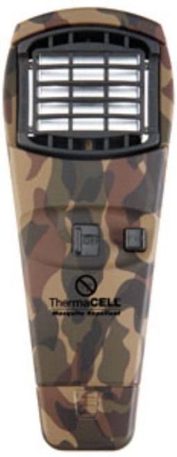 Thermacell Woodlands Camo Repellent Dispenser, Unscented Mats/Butane