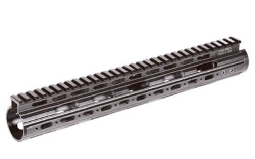 "Leapers, Inc. - UTG Rail System, 13"", Rifle Length, Super Slim Free Floating Handguard, Black"