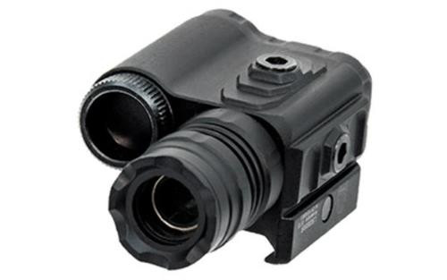 Leapers, Inc. - UTG Bull Dot, Laser, Compact, Fits Picatinny/Weaver, Black, Instant Target Aiming Green Laser