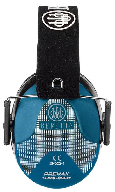 Beretta Hearing Protection Standard Earmuff 25 dB Blue