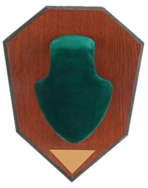 Allen Antler Mounting Kit Green