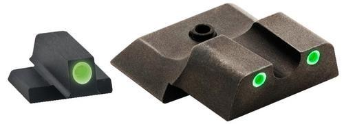 AmeriGlo Tritium Set S&W M&P Shield 3Dot Grn
