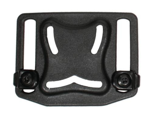 Blackhawk Serpa Belt Loop Platform With Screws Black