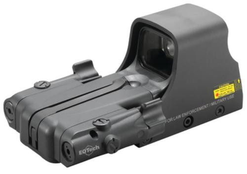 EOTech 552 Holographic Weapon Sight 65 MOA Ring / One MOA Dot NV Compatible