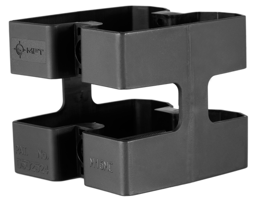 Mission First Tactical Classic AR15/M16 Magazine Coupler Polymer Black