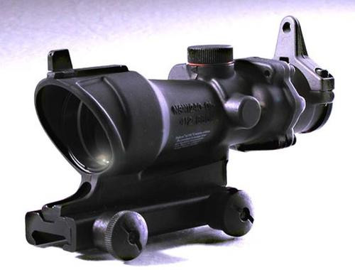 Trijicon ACOG 4x32mm M4A1 223Cal Amb Crosshair 36.8ft @ 100yds FOV Black