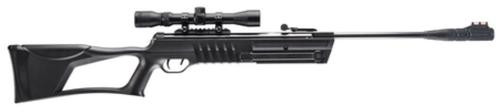 "Umarex Fuel Combo .177, 18.75"", 3-9x32mm Scope, Black Thumbhole Stock"