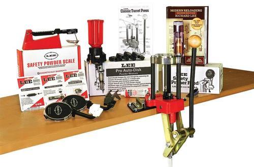 Lee Classic Turret Press Kit Steel