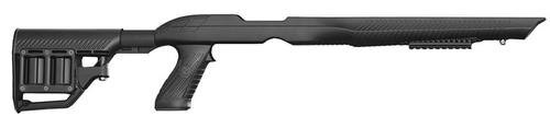 Adaptive Tactical Tac-Hammer RM4 Ruger 10/22 Rifle Stock Polymer Black