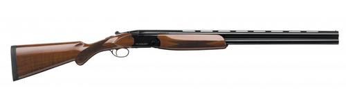 "Weatherby Orion I O/U 12 Ga, 28"", 3"" Chamber, Blued, Walnut Stock"