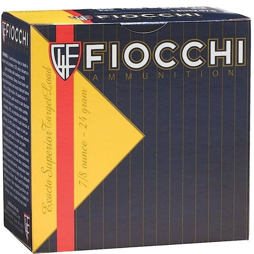"Fiocchi Premium High Antimony Lead 12 Ga, 2.75"", 7/8oz, 8 Shot, 250rd/Case (10 Boxes of 25rd)"