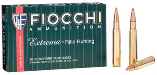 Fiocchi Extrema Hunting .30-06 Springfield 150gr, SST, 20rd Box