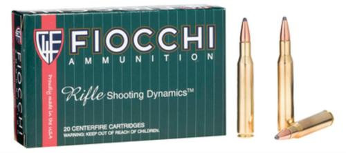 Fiocchi Shooting Dynamics .270 Winchester 150gr, Pointed Soft Point 20rd Box