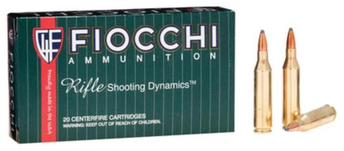 Fiocchi Shooting Dynamics .243 Winchester 100gr, Pointed Soft Point 20rd Box