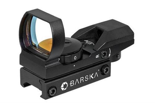 Barska Optics BARSKA Multi Reticle Electro Sight 1x
