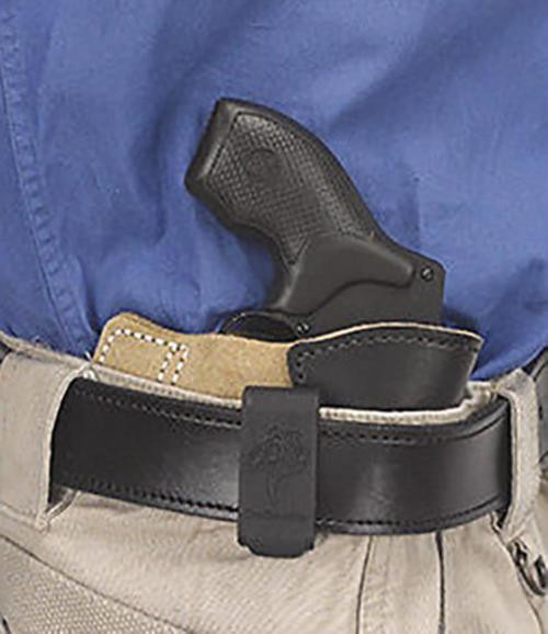 Desantis Pocket-Tuk Glock 26/27 Natural Leather