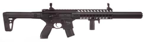Sig MCX AIR .177 CAL 88Gr CO2 30 RD Black