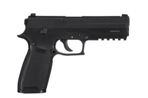 SIG P250 Air Pistol .177 Caliber Pellets Fixed Black 16rd
