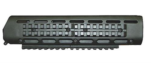 Phoenix Technology Tri-Rail Shotgun Glass Filled Nylon Black