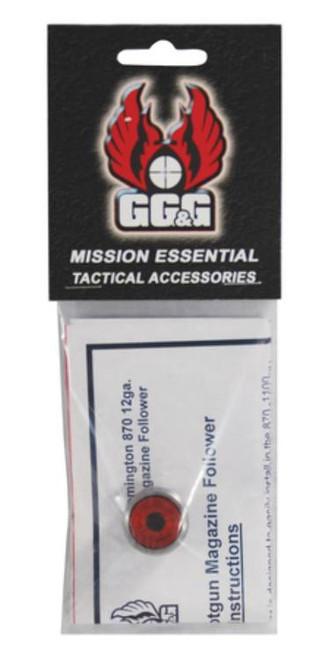 GG&G Enhanced Magazine Follower for Mossberg 590