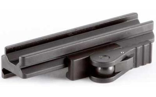 American Defense Base Mount, Fits Large ACOG, Picatinny, Quick Release, Black