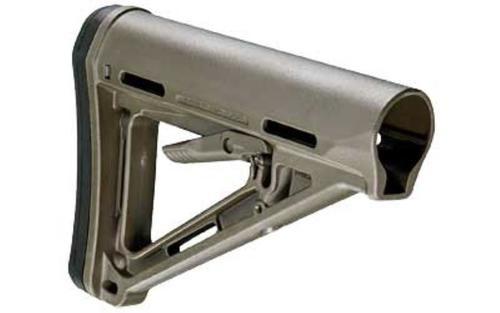 Magpul MOE Original Equipment Carbine Stock For Non-Milspec AR15/M16 Foliage Green