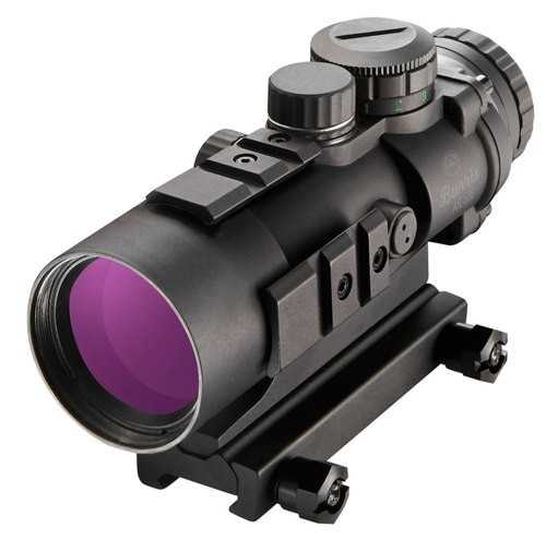 Burris AR-536 5x36mm Ballistic CQ Reticle Prism Sight, Mount