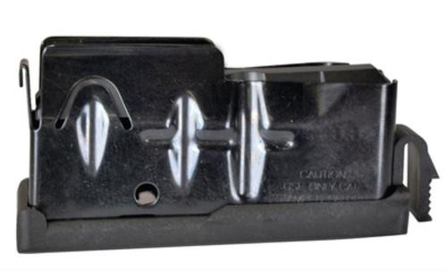 Savage Magazine For Savage Axis/Axis Stainless And 11/111 Lightweight .25-06 Remington/.270 Winchester/.30-06 Springfield Matte Blue 4 Round