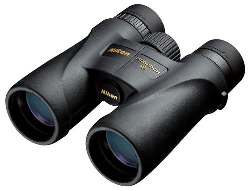 Nikon Monarch 5 8x 42mm 330 ft @ 1000 yds FOV 19.6mm Eye Relief Black