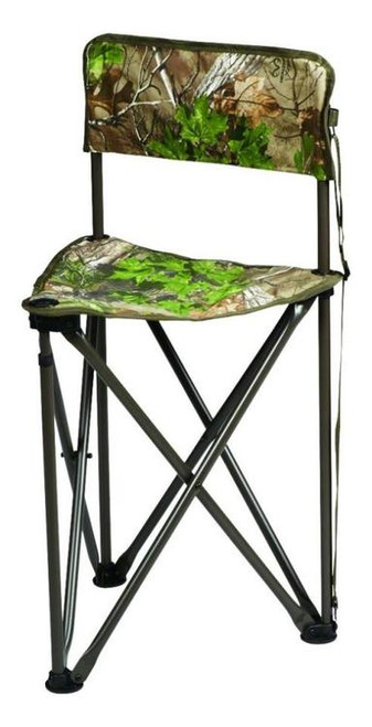 Hunters Specialties Tripod Blind Chair Realtree Xtra Green