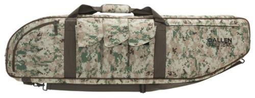 Allen Battalion Tactical Cases 42 Inches Woodland Digital Camouflage