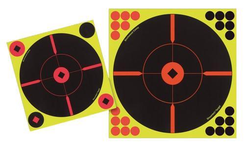 Birchwood Casey Shoot-N-C Self-Adhesive Targets, Round X-Target, 5/Pack 120 Pasters