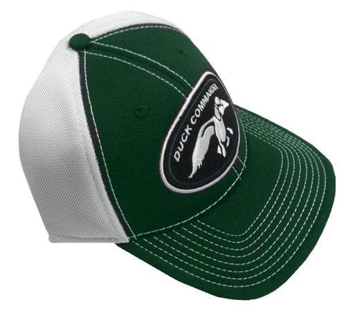 Duck Commander Logo Green/White Mesh One Size Cotton/Poly 10Pk