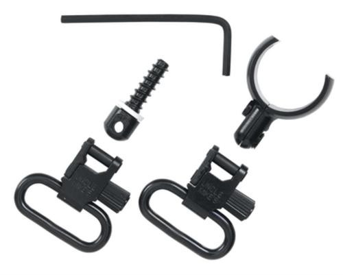 "Uncle Mike's Sling Swivels 1"" Swivel Size Black 115 SG-4"