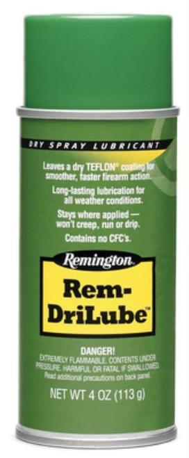 Remington Drilube Aerosol Dry Lubricant 4oz