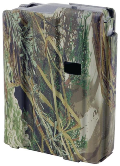 Remington Magazine For R-15 VTR Rifle Aluminum .204 Ruger/.223 Remington 5rds Max-1 HD Camouflage