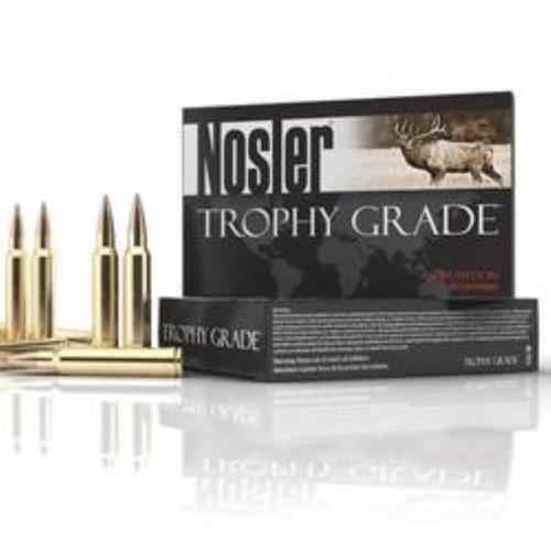 Nosler AccuBond Long Range .26 Nosler, 142gr, ABLR, 20rd Box