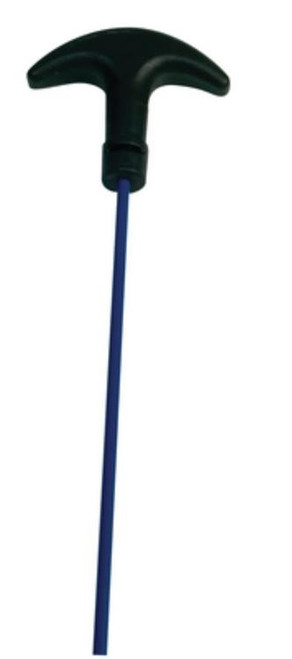 Outers 1 Piece Coated Steel Cleaning Rod .17-.280 Caliber