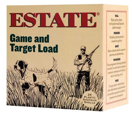 """Estate Dove Lead 12 Ga, 2.75"""", 1-1/8oz, 7.5 Shot, 250rd/Case"""