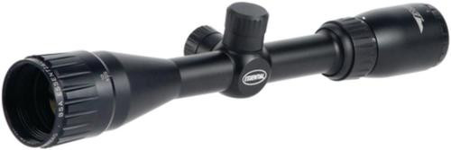 BSA Sporting Optics Bsa Optics Essential Air Rifle Scope 3-9X40mm Adjustable Objective Target Turrets 30/30 Reticle Black