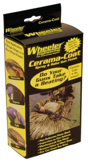 Battenfeld Technologies Wheeler Cerama-Coat Spray Finish 4 Ounce
