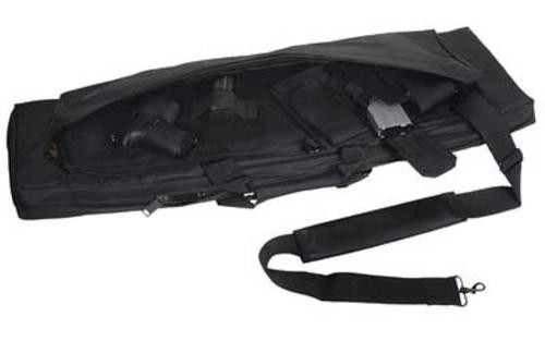 "US PeaceKeeper Rat Case 42"" Black"