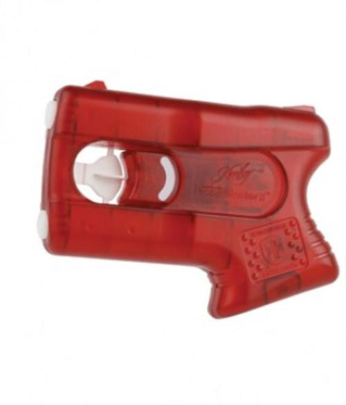 Kimber PepperBlaster II, Red, Clear Clamshell