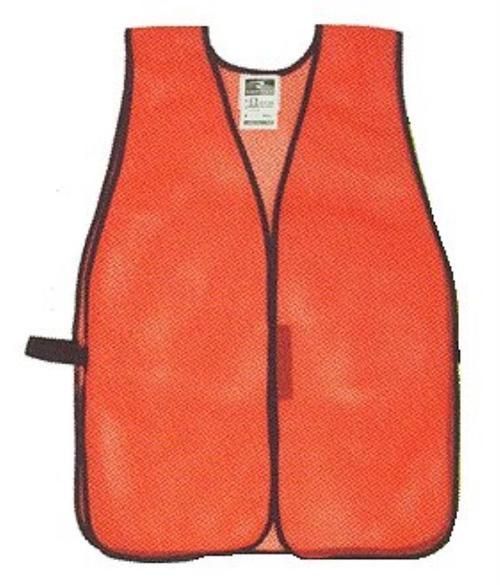 Radians Orange Mesh Safety Set Hunting Vest Orange One Size Fits All Mesh Net