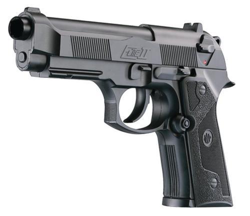 Umarex Firearms Beretta Elite II Air Pistol .177 Caliber Black 18 Shot Repeater