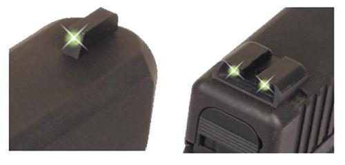 Truglo Tritium Pistol Night Sig Sauer Green Front/Rear