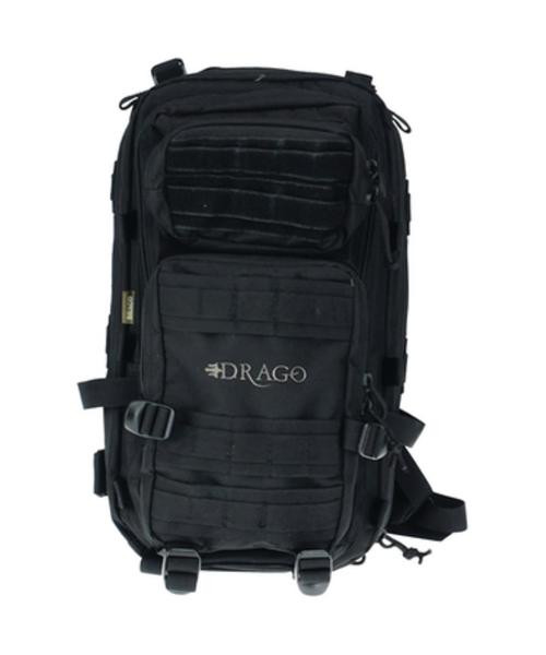 Drago Gear Tracker Backpack 600 Denier Polyester Black
