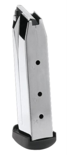 FN Magazine For Fnp 45 45 ACP Stainless Steel 10 Rounds