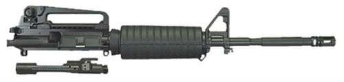 "Windham Weaponry Complete AR-15 Upper 223/5.56 16"" 4150 Steel M4 Black"